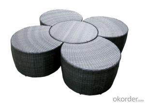 Outdoor Furniture Gardon 5-Pcs Chair Sets