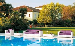 Outdoor Furniture Rattan Wicker Sofa Sets