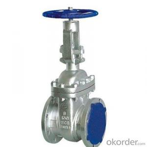 Steel Gate Valve with Good Price Made in China