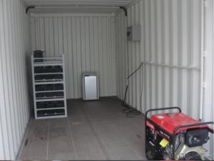 Wind-PV(Diesel)Hybrid Power System 10kw