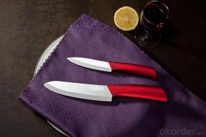 Ceramic Knife New Design Paring Chef Knife with High Quality