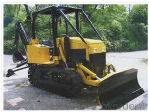 Bull Dozer with backhoe model number TY395E3-GL01