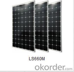 Silicon Solar Monocrystalline Solar Panels 250w