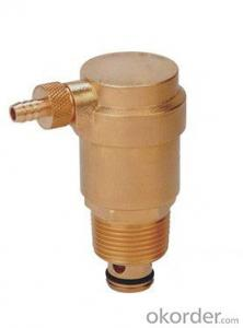 Air Vent Valve with High Quality Automatic Made in China