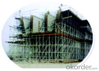 Ring Lock  Scaffolding with Excellent Bearing Capacity
