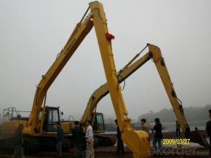 Excavators With Long Boom (15M 18M SC220. SC330 SC360)