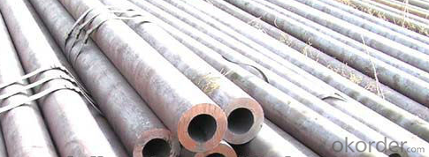1020 Carbon Seamless Steel Pipe  ST45.8 CNBM
