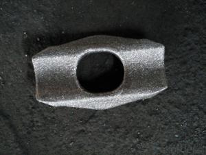 Galvanized Ledger Blade for Cuplock Scaffolding System