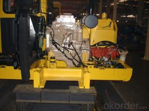 Hydraulic Crawler Forest Excavator for sale