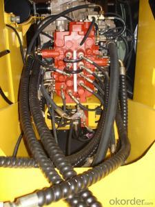 Hydraulic Crawler Excavator (SC330.8) for sale