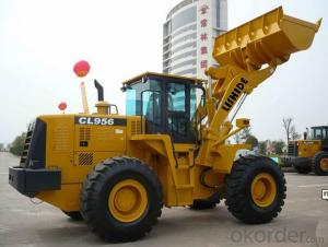 Wheel Loader Cl956-1 Chinese Wheel Loader
