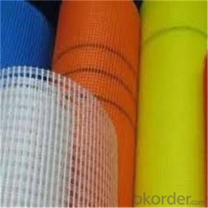 C-glass Fiberglass Wall Mesh for Construction Roofing
