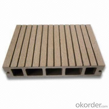 Eco-friendly WPC Outdoor Using  Decking