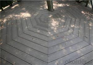 Outdoor stairs decking FROM China with CE passed