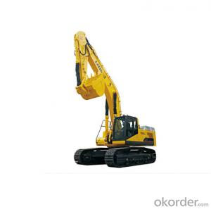 Hydraulic Excavators SC300.8 for Sale with CE ISO