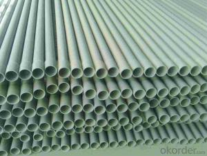 Supply Pipe 500mm with Large Dimeter PVC Pipe at High Quality