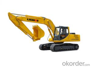 22 Ton Hydraulic Construction Machine Lishide Excavator - Sc220.8
