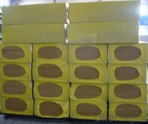 Water proof Rock Wool for Ware House Building Wall use