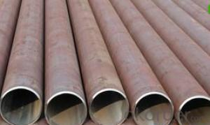 Cold Drawn Carbon Steel Seamless Pipe  A335P2 CNBM