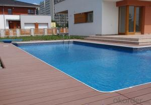 Eco-freindly Wood Plastic Composite/WPC Decking