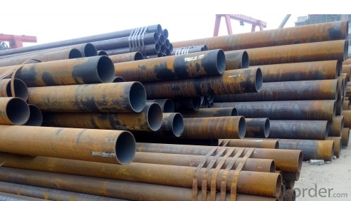 Schedule 40 ASTM A53 API 5L GR.B Carbon Seamless Steel Tubes  A210 CNBM