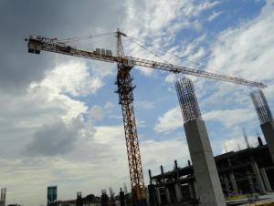 Tower Crane TC5610 Construction Equipment Building Machinery Distributor Sales