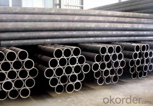 Carbon Steamless Steel Pipe With Best Quanlity