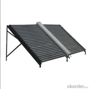 Solar Project No-pressurized Solar Collector Model SC-V