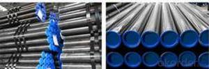 Schedule 40 Seamless Carbon Steel Pipe   A335 J55  CNBM