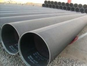 LSAW Carbon Steamless Steel Pipe In Good Quality