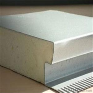 House Building Board Rockwool Sandwich Roof Panel