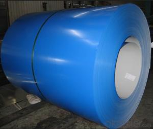 Prepainted Galvanized Steel Coil and PPGI Steel Coil