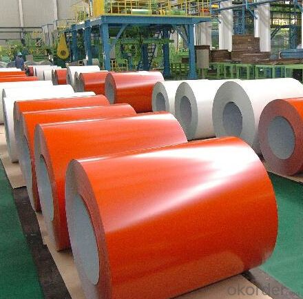 Pre-painted Galvanized Steel Coil Color Coated