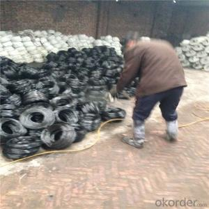bwg20blac ironwire、black annealed wire、black wire