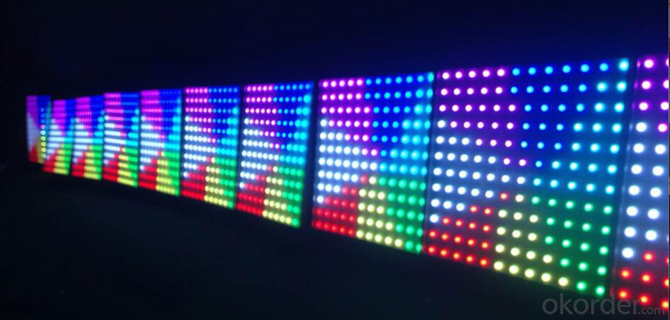 Buy Led Pixel Dmx Controller Strip 12x12 For Show Price