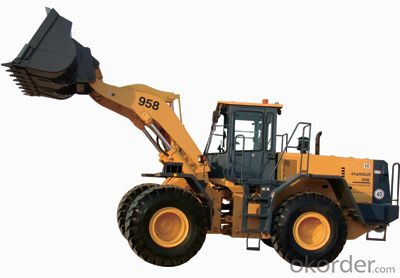 958 Wheel Loader with CE Certification Buy at Okorder