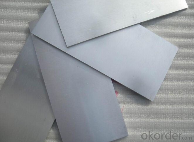 Magnesium Alloy Sheet AZ31B from China Engraving