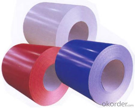 Pre-painted Steel Rolled/PPGI/Prepainted Cold Rolled Galvanized Steel Sheet Coil