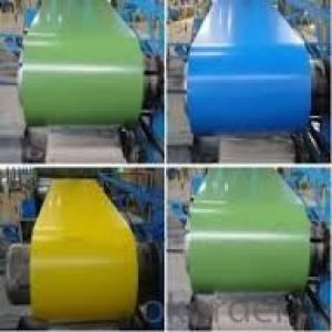 Pre-Painted Galvanized (PPGI) Color Coated Steel Coil/PPGI