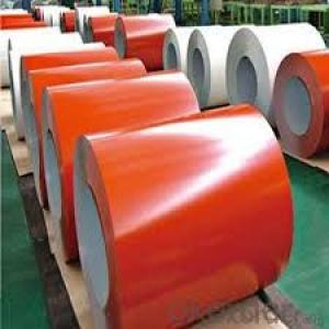 Pre-Painted Color Coated Galvanized Steel Coil/0.3mm Thickness PPGI Prepainted Galvanized Steel Coil
