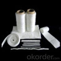 refractory ceramic fiber textiles products ceramic fiber stainless steel reinforced twisted rope