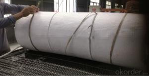 Ceramic fiber insulation wool rope