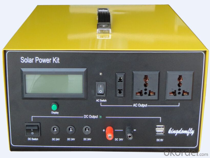 Solar Power System for Home Hot Selling SPK_1000