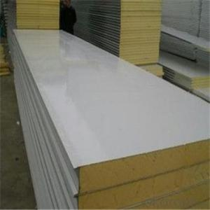 Embossed Sluminum Steel Cold Room Polyurethane Foam Sandwich Roof Wall Panels Factory