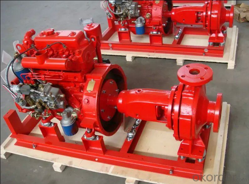 Centrifugal Water Pump for Agriculture Application