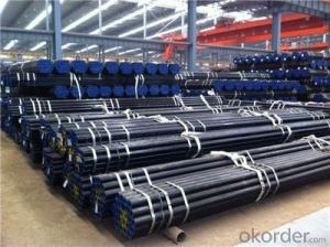 GR.B Carbon Seamless Steel pipe from CNBM