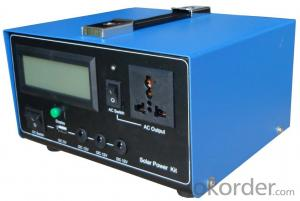 Solar Power System Hot Selling SPK_300_LCD
