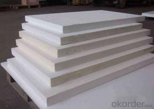 High Heat Insulation Ceramic Fiber Board STD