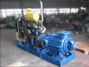 Diesel Water Pump for Agriculture Application