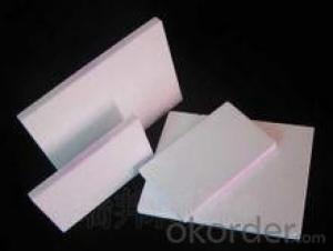 Heat Resistant Zirconia Ceramic Fiber Board